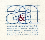Allen & Associates logo